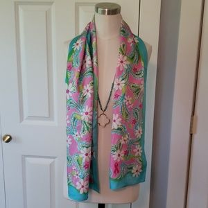 Collectable Lilly Pulitzer Scarf